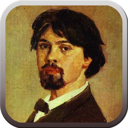 Vasily Surikov icon