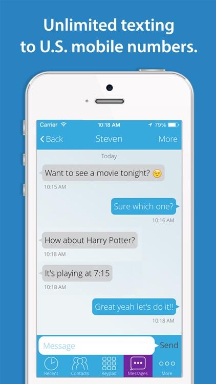 magicApp Calling & Messaging