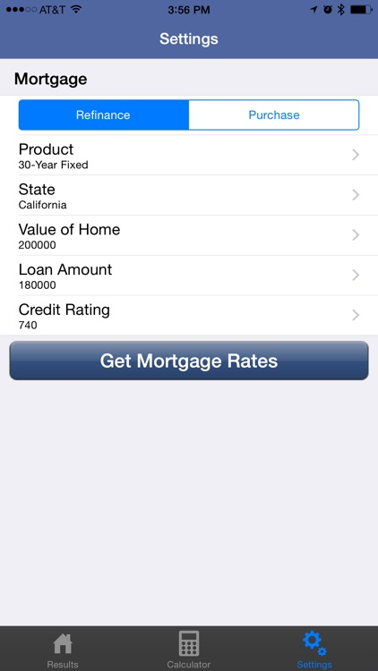 Mortgage Rates, Credit Card Rates and Mortgage Calculator screenshot-3