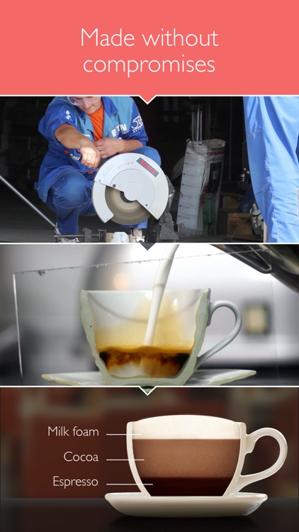 The Great Coffee App app image