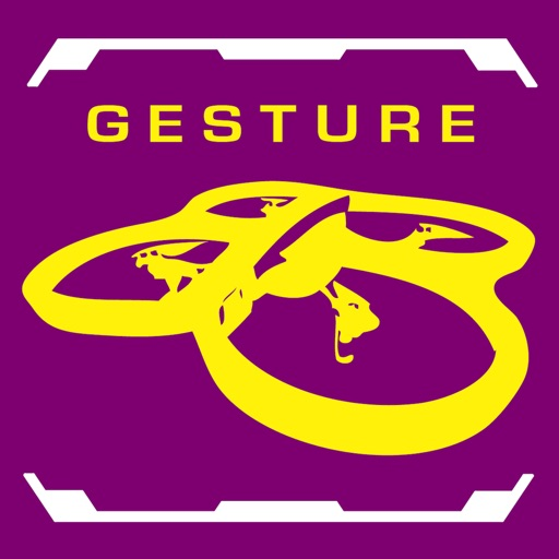 Gesture Drone for iPad icon