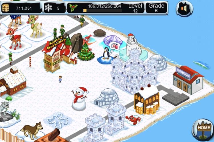 Tap Zoo: Arctic screenshot-3