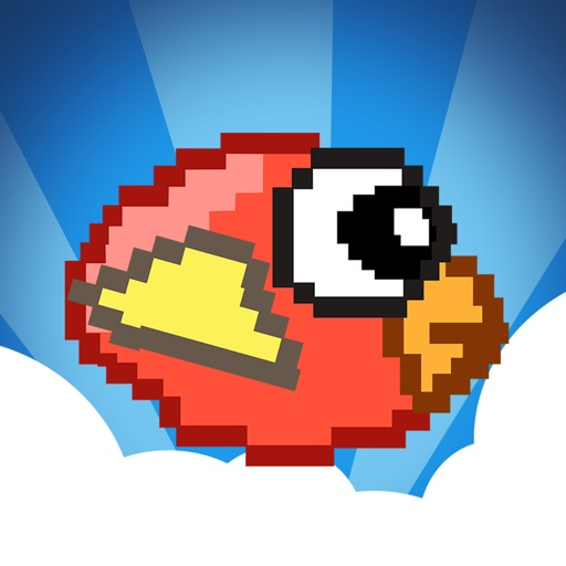 Bird Wing Rises - New Flappy Adventure Game iOS App