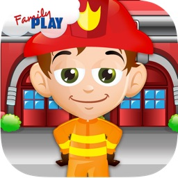 Fireman Math School: Toddler and Preschool Kids Learning Games Free