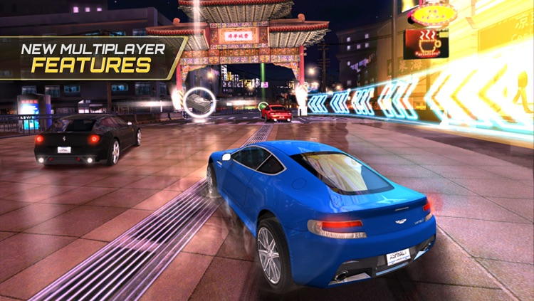 Asphalt 7: Heat screenshot-3