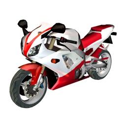 3d Kit Builder Motorbike By Mark Theyer