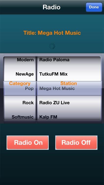 Pro All in One Radio Photo Media uTube Set screenshot-3