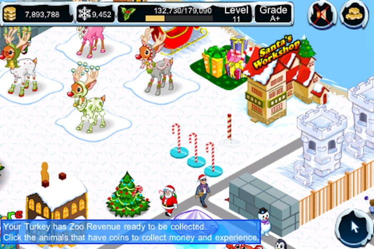 Tap Zoo: Arctic screenshot-2