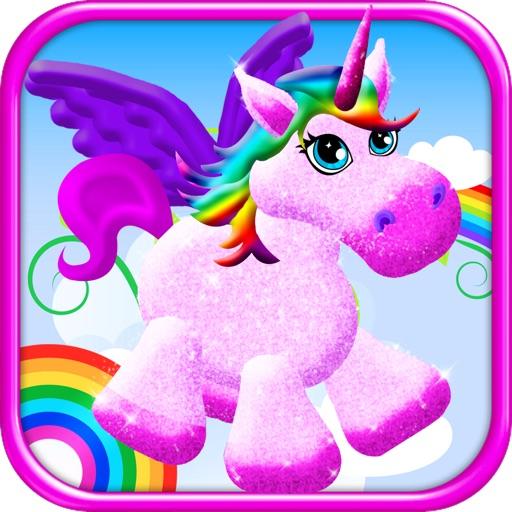 A Unicorn: Dress Up FREE