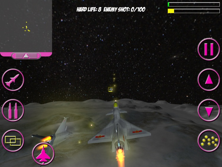 Aircraft 1 Lite for iPad: air fighting game screenshot-4