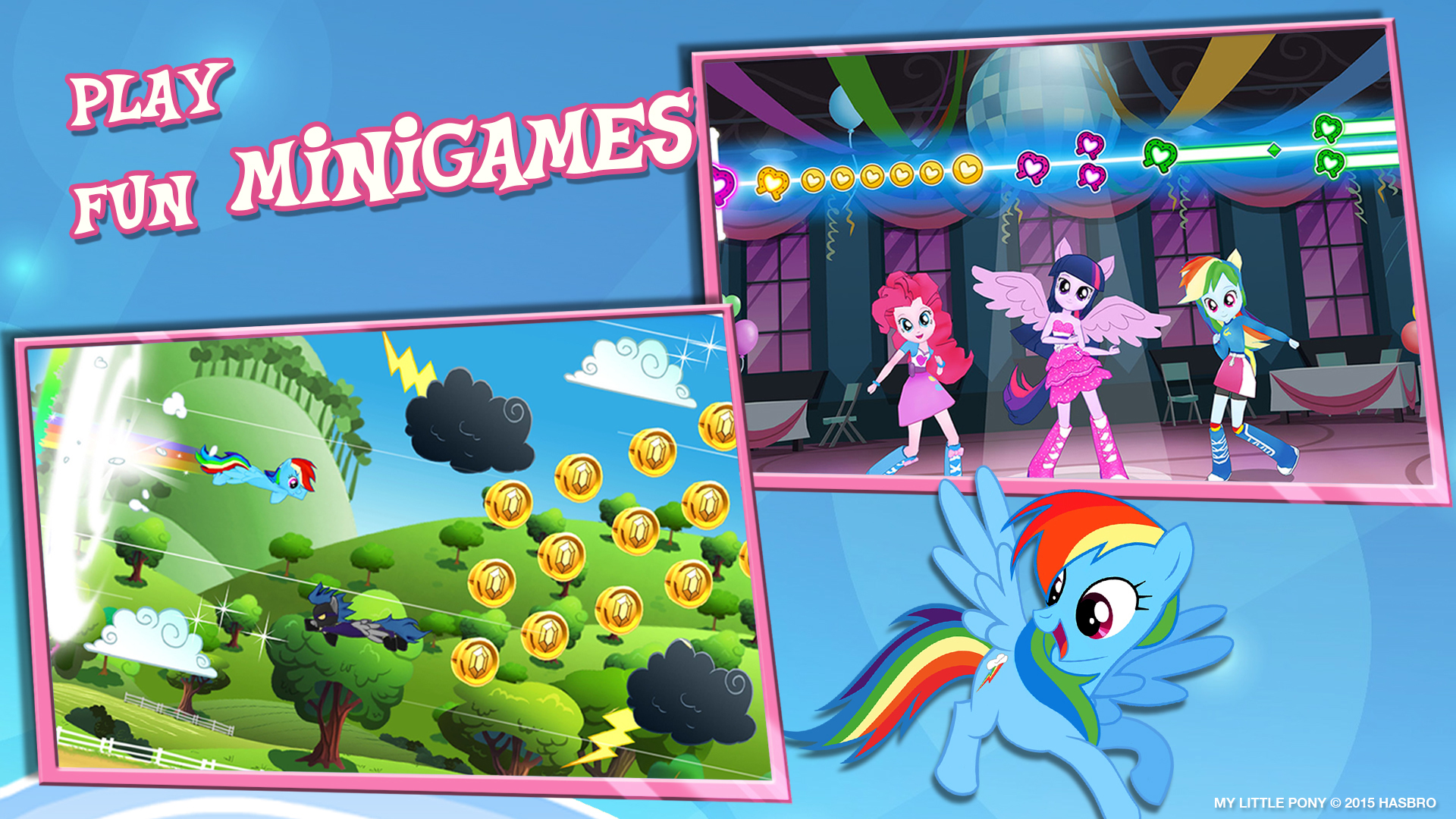 MY LITTLE PONY: MAGIC PRINCESS screenshot 14