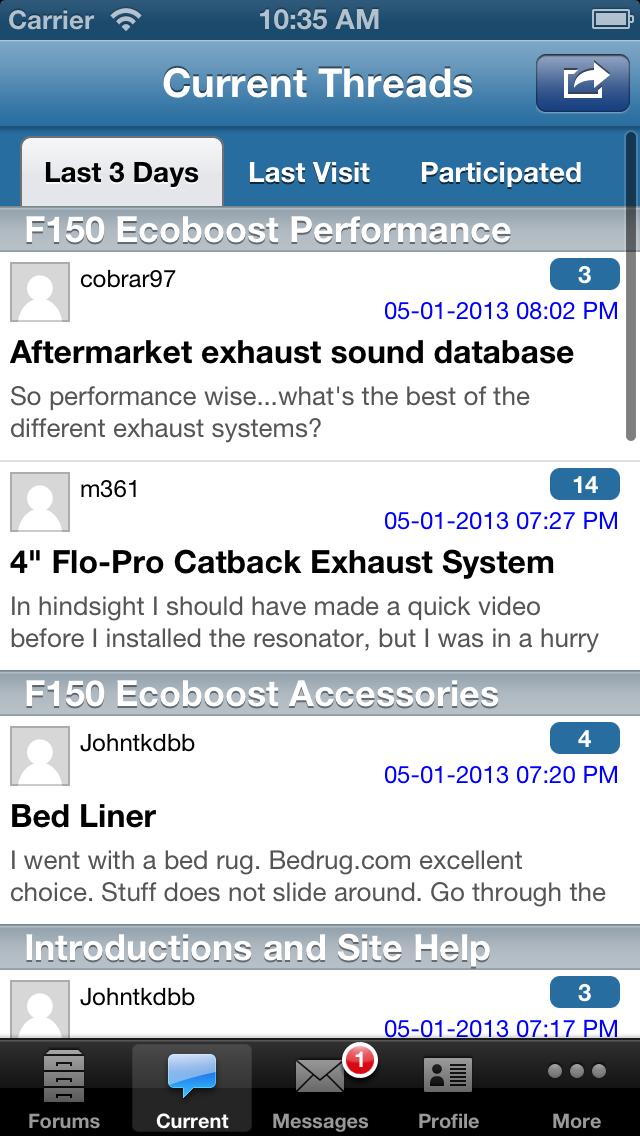F150EcoBoost.net Forum screenshot four