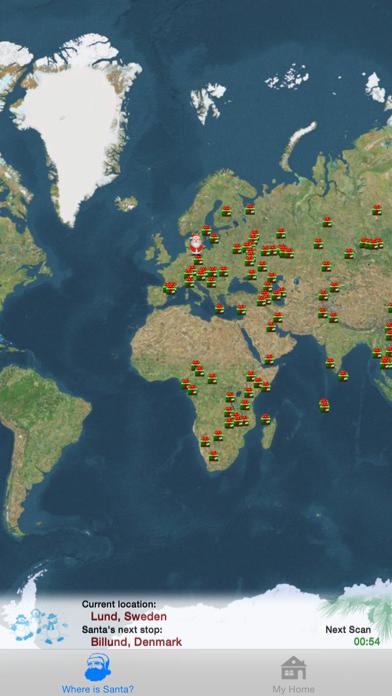 Where is Santa Lite Screenshot