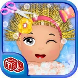 Baby Hair Salon – Spa, Haircut & Fashion Makeover Game