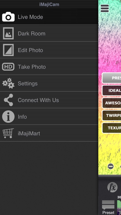iMajiCam Pro — Realtime video effects screenshot-4
