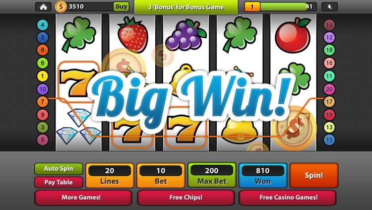 Lucky slots 777 free play ads