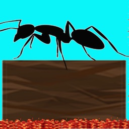 Fire Ants   a stacking ant tower game