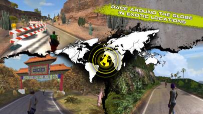 Screenshot of Downhill Xtreme2