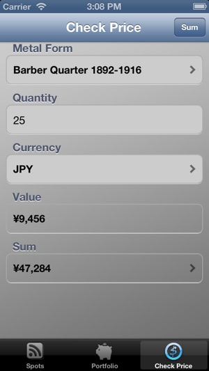 Junk and Silver Coin Calculator Lite on the App Store