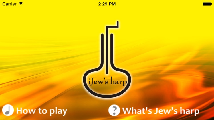 iJew's harp screenshot-0