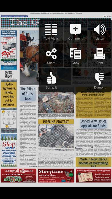 The Glengarry News ePaper screenshot three
