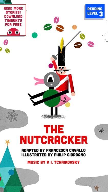 The Nutcracker - by Timbuktu