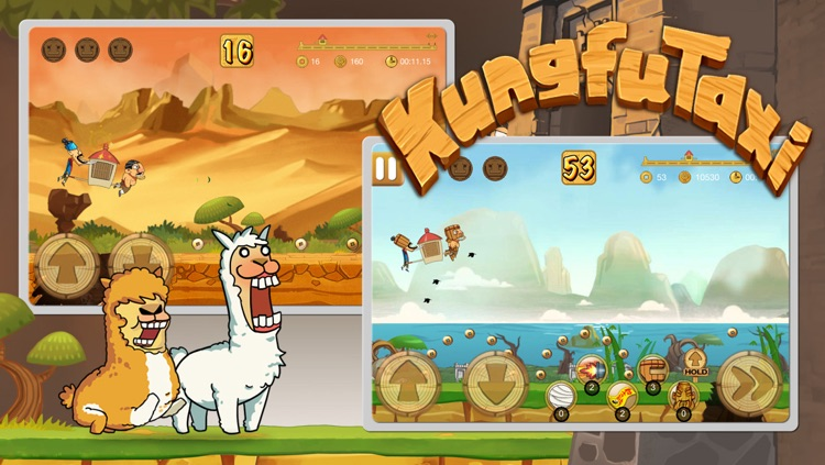 KungfuTaxi screenshot-3