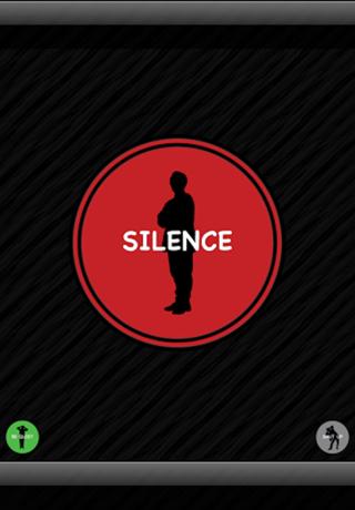 Be Quiet + Silence Button screenshot one