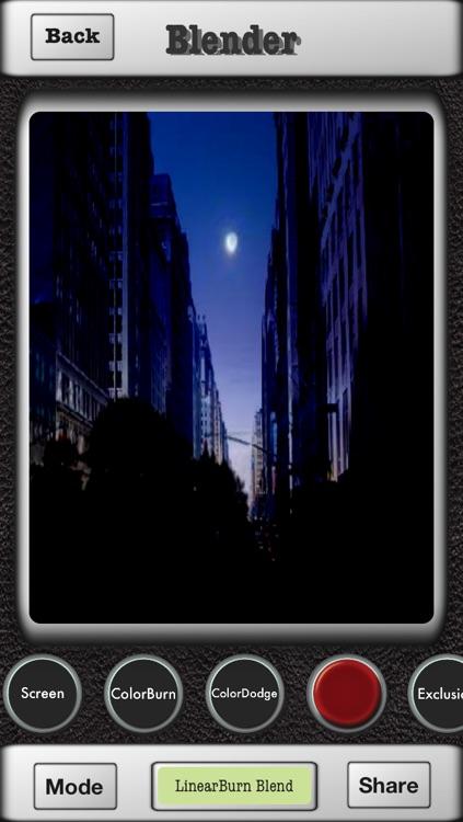 Blender (Photo Blend FX) screenshot-3