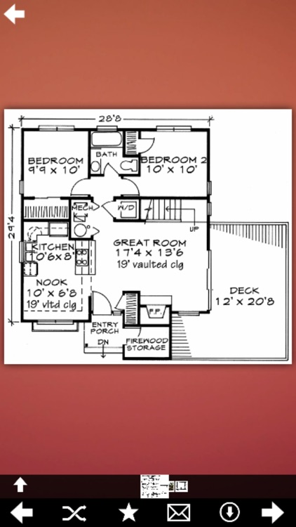 Cabin House Plans!
