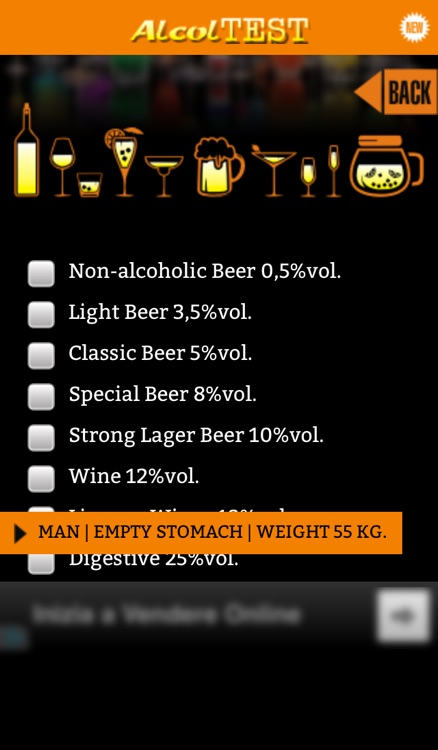 Alcol Test (Blood Alcohol Content) screenshot-4