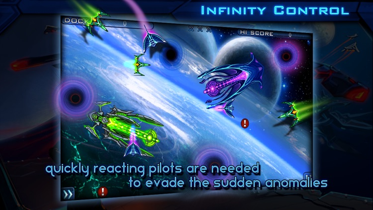 Infinity Control: Starseed screenshot-3