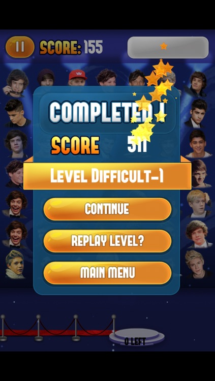 Game for One Direction screenshot-3