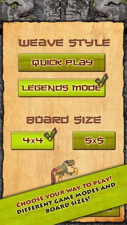 WordWeaver: Mayan Legends screenshot-4