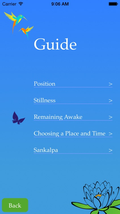 Yoga Nidra - Deep Relaxation Practice screenshot-3