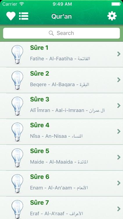 Quran in Kurdish and in Arabic - Qur'ana bi Kurdî û Erebî