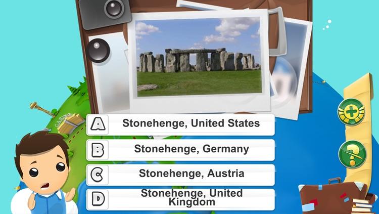 Geography Quiz Game 3D screenshot-3