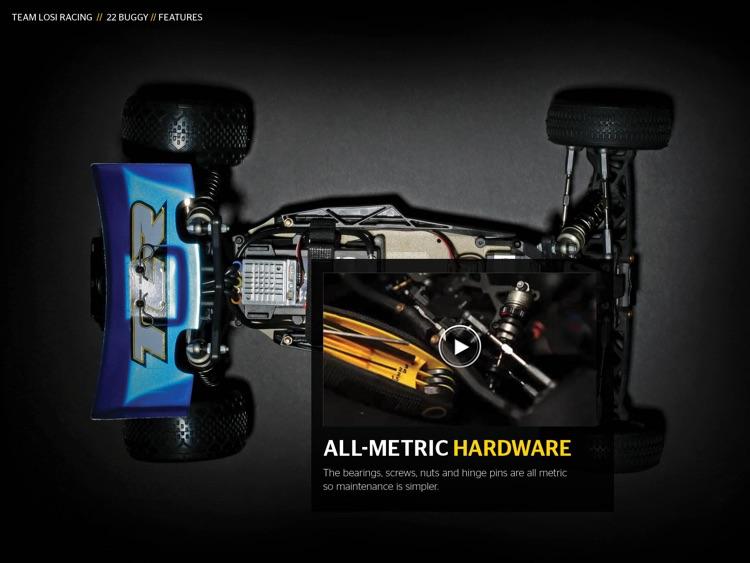 Driven: Interactive RC Catalog HD