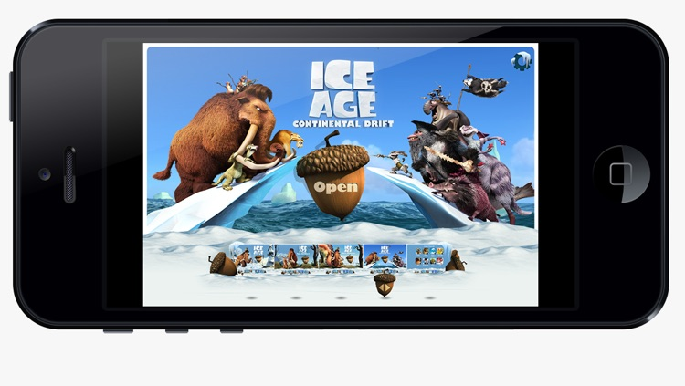 Ice Age Movie Storybook Collection - Complete screenshot-3