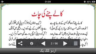 Urdu Cooking Recipes screenshot one