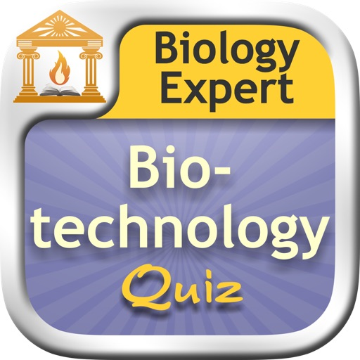 Biology Expert : Biotechnology Quiz icon