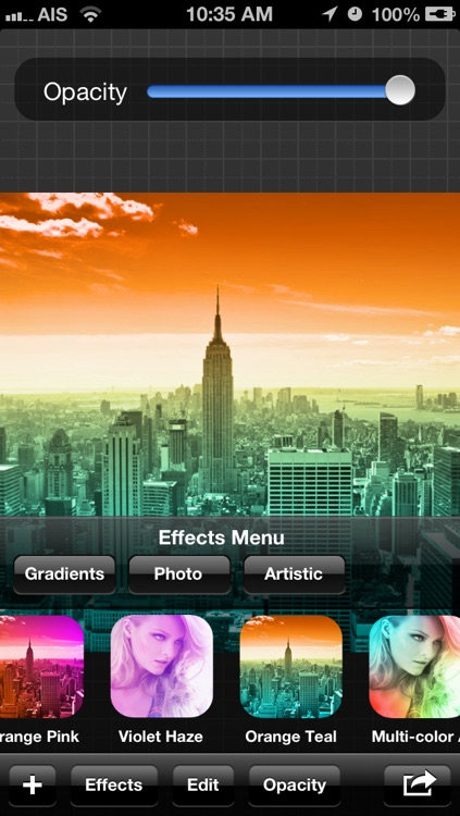 Gradients screenshot-2