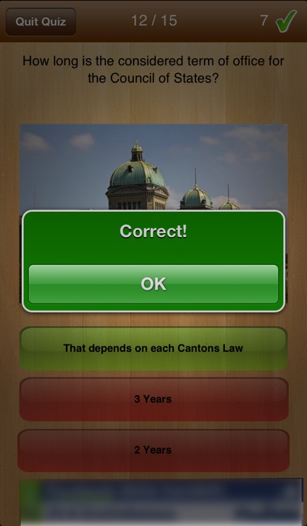 Swiss Quiz screenshot-3