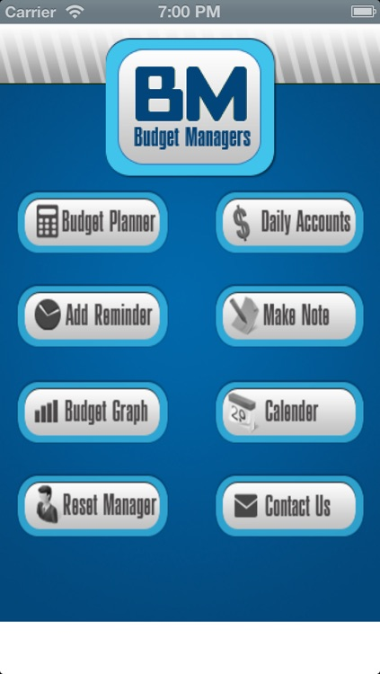Budget Management screenshot-1