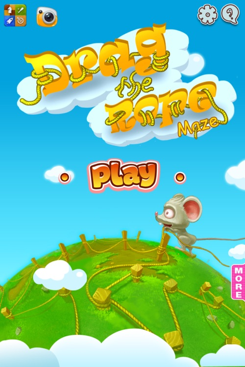 Drag the Rope:Maze Free