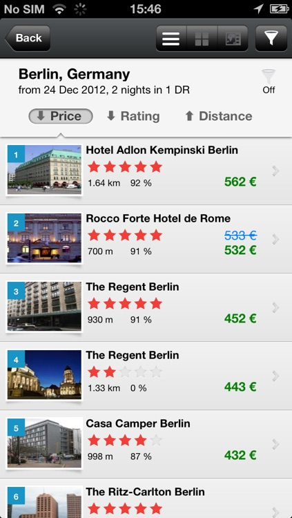 Hotelsnapper Hotel Search – get and compare the lowest rates for over 300.000 Hotels Worldwide including offers from Booking.com, Expedia, Agoda, hotels.com, etc.