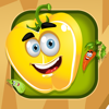A Gardening Learning Game for Children: Learn and Play with Fruits and Vegetables