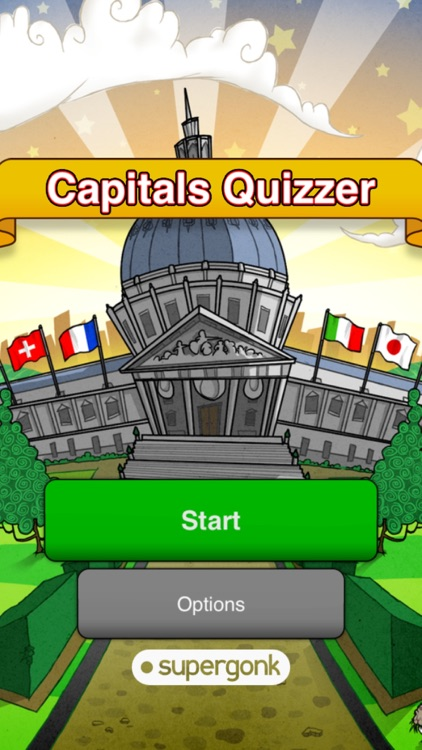 Capitals Quizzer screenshot-1