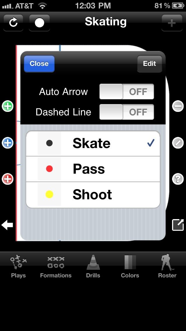 Hockey Coach Pro review screenshots