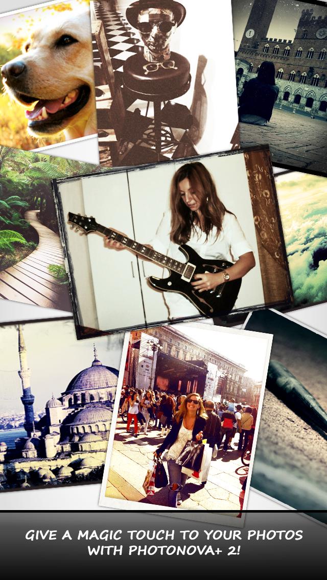 PhotoNova+ 2 - Photo Editor with Selective FX & Lasso screenshot one